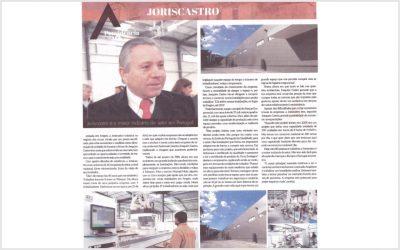 Joriscastro é a maior indústria do setor em Portugal